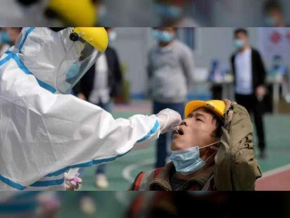 Mainland China reports 49 new coronavirus cases