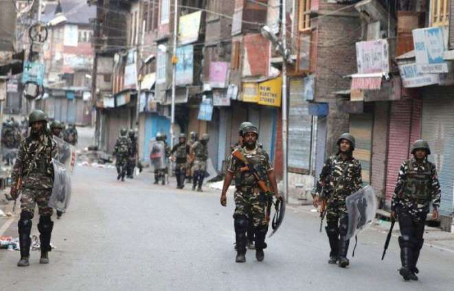 India imposes full curfew in Occupied Kashmir