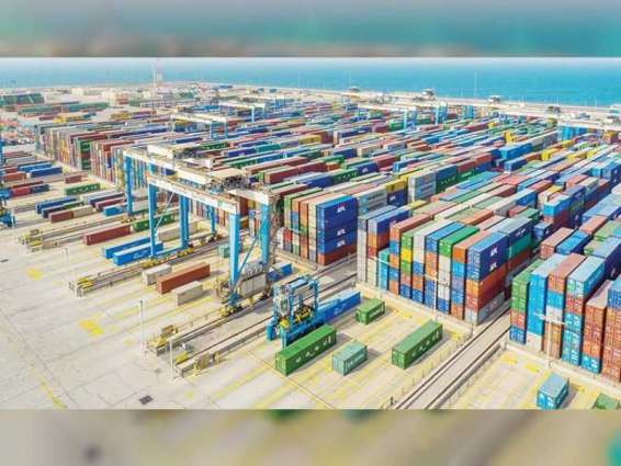 AED66.5 bn of foreign merchandise trade through Abu Dhabi ports in four months