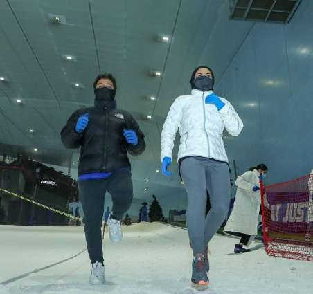DXB Snow Run is a big hit as registrations close within a week of opening