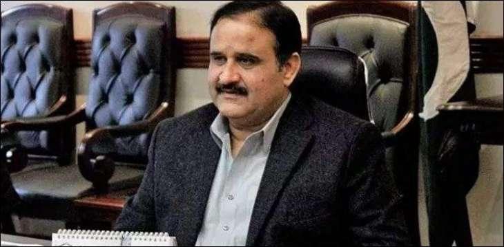 NAB summons Punjab CM Buzdar for misusing powers