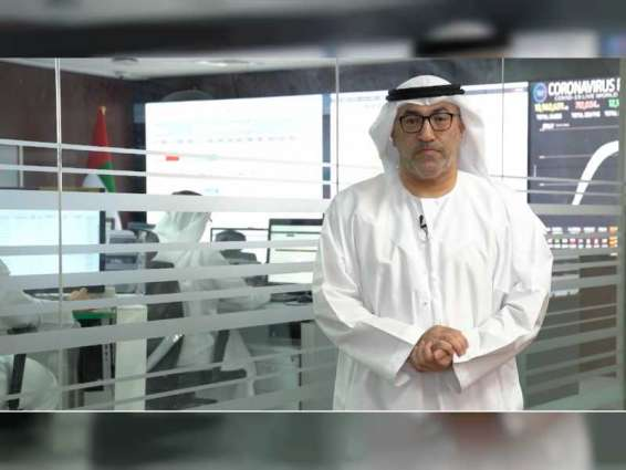 COVID-19 infection rates among UAE citizens increased by 30 percent during the last period: Health Minister