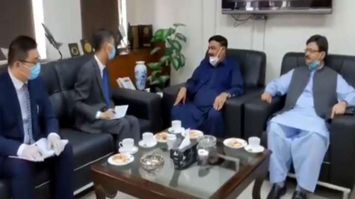 ML-I railway project will further strengthen relationship between Pakistan, China, says Sheikh Rasheed