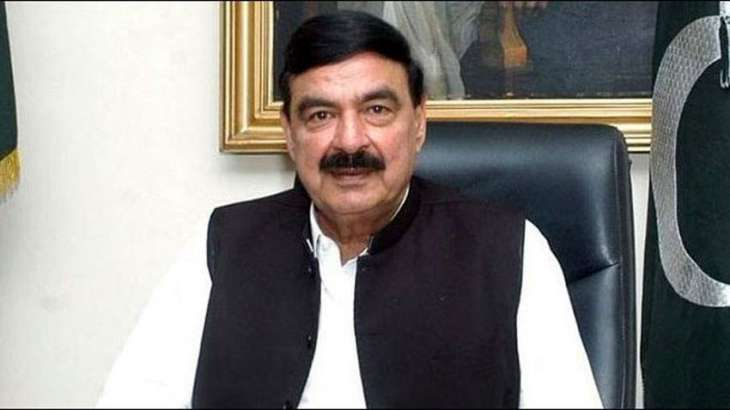 Sheikh Rasheed says none of PTI politician is involved in corruption