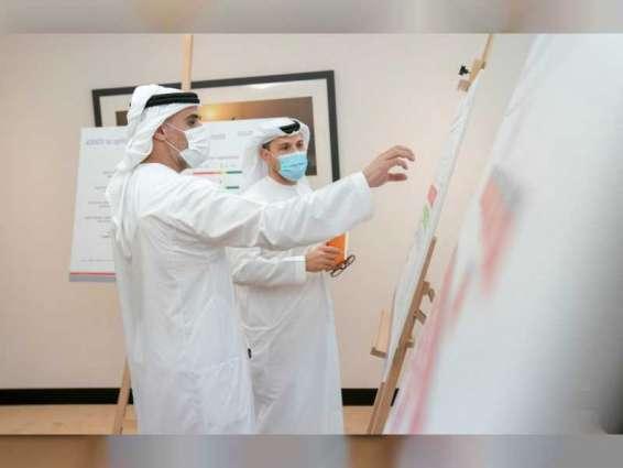 Khalid bin Mohamed bin Zayed reviews Abu Dhabi Department of Economic Development's 2020-2025 strategic plan