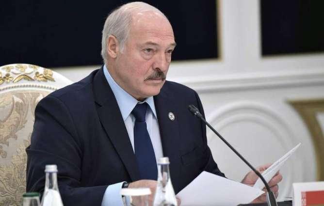 Lukashenko Points to Foreign Attempts to Shut Down Internet in Belarus
