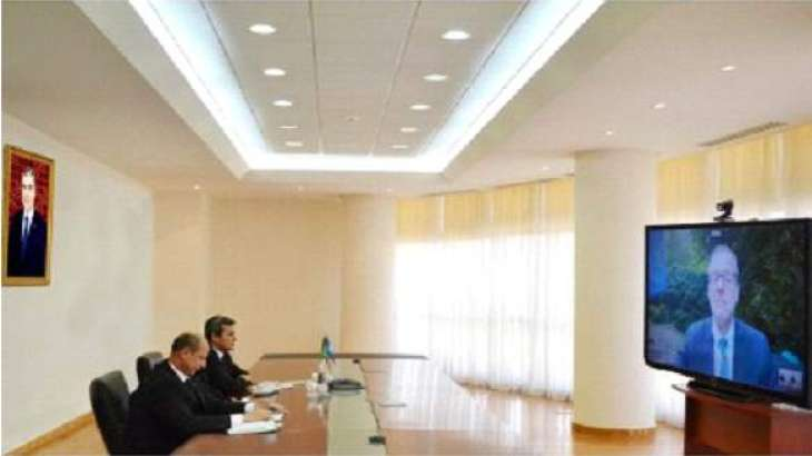 Issues of deepening cooperation with WHO were discussed at the Ministry of Foreign Affairs of Turkmenistan