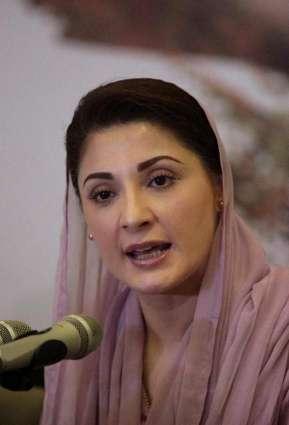 Maryam Nawaz says their silence has exposed PTI govt