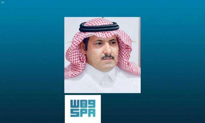 السفير آل جابر يلتقي المبعوث الأممي إلى اليمن