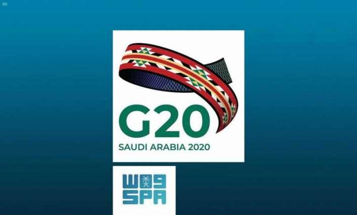 رئاسة المملكة لمجموعة العشرين تطلق حساباً باللغة العربية على منصة تويتر تحت شعار :