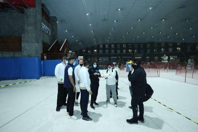 Ski Dubai takes centre stage as it hosts DXB Snow Week this weekend
