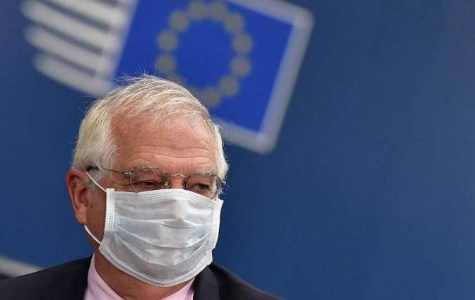 Borrell Says EU's Foreign Ministers to Meet Friday to Assess Levying Sanctions on Belarus