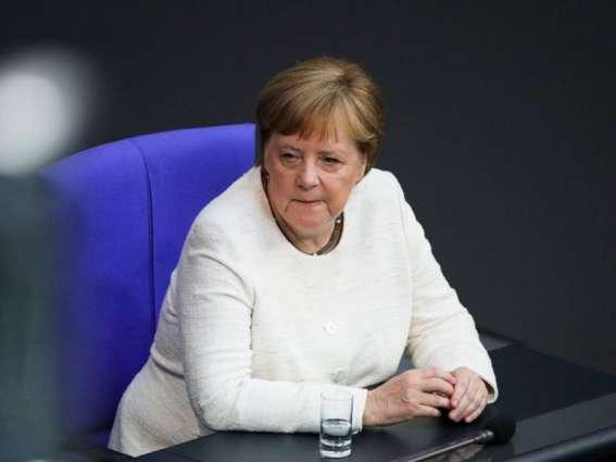 Merkel Slams Violence Against Belarus' Protesters, Calls for Detainees Release - Spokesman