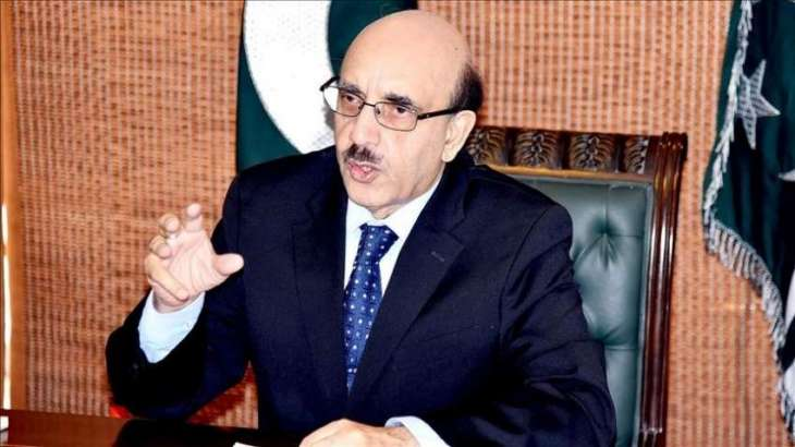 Masood vows to explode false narratives about Kashmir woven by India