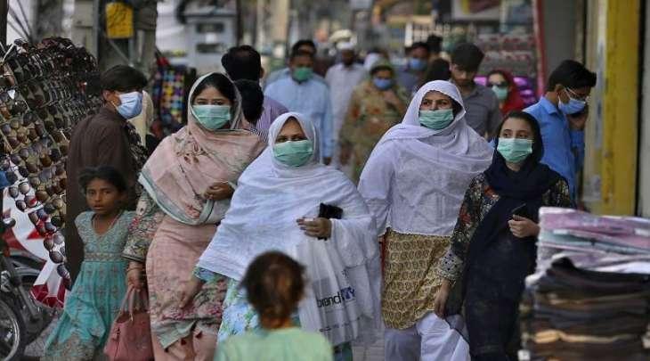 باکستان تسجل 627 الاصابات الجدیدة بفیروس کورونا المستجد