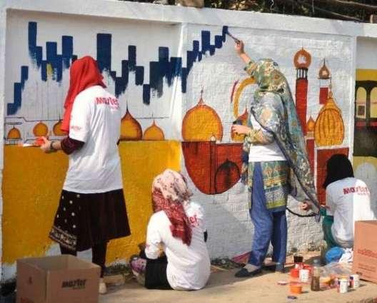 Street Art Pakistan; A step towards better Pakistan