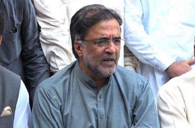 'Pakistan and Imran Khan can't go side by side,' says Qamar Zaman Kaira