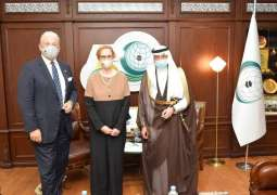 OIC and Federal Republic of Germany Discuss Strengthening Relations