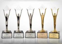 Ministry of Health and Prevention wins five awards at 'Stevie Awards'