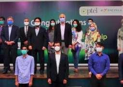 PTCL concludes its Flagship Internship Program 'Experia 2020'