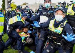 Australian Police Arrest 29 People During Anti-Lockdown Rallies Across Country