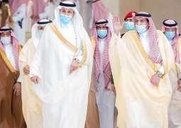 سمو أمير القصيم يفتتح عدداً من مشروعات فرع وزارة النقل بالمنطقة إلكترونياً بقيمة تزيد عن 800 مليون ريال