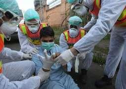 Pakistan records five deaths, 330 new cases of Coronavirus