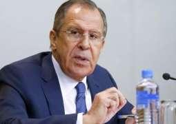 Lavrov Awarded Cyprus' Highest Order of Merit