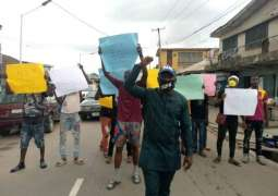 Nigerian Students Protest Against Electricity, Fuel Price Hike - Reports