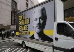 US Prosecution of Assange Politically Motivated - Witness to UK Extradition Hearing