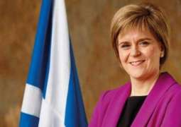 Scottish First Minister Sturgeon Calls UK's New Internal Market Bill 'Abomination'