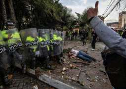 Death Toll From Civil Unrest in Colombia Reaches 7 - Police