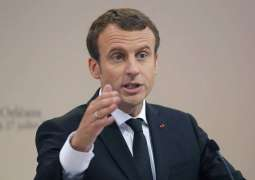 France's Macron Says Southern Europe Ready for Dialogue With Turkey