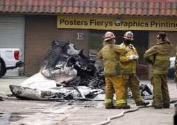 Two Dead After Single-Engine Airplane Crashes After Takeoff in Los Angeles - Reports