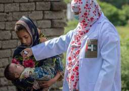 Over 12 million Pakistani children vaccinated under Mohamed bin Zayed Al Nahyan's Initiative for Global Polio Eradication