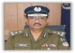 CCPO Lahore Umar Sheikh apologizes from the public