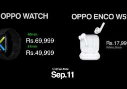 OPPO makes your smartphone even smarter with integrated IOT, OPPO watch connectivity, and OPPO Enco W51