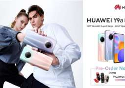 An Unmatched Design and Blazing Performance - Midrange King HUAWEI Y9a Opens for Pre-orders in Pakistan