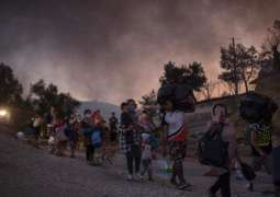 Greece Plans to Police New Migrant Camp on Lesbos After Blaze Hit Moria Facility - Reports