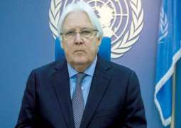 UN Envoy Says Sent Draft Joint Declaration to Yemen's Warring Parties Last Week