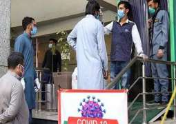 Pakistan reports four deaths, 665 new cases of Covid-19 during last 24 hours