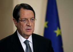 Cypriot President Says Dialogue With Turkey Possible Only 'Without Blackmail or Threats'