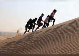 Registrations open for 5km Al Marmoom Dune Run