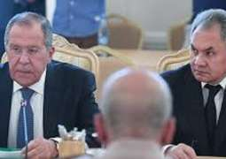 Russian, French Diplomats Hold Consultations on Syria - Russian Foreign Ministry
