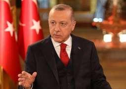 Erdogan Says Saddened by Sarraj's Decision to Step Down