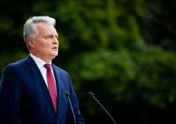 Lithuanian President Warns Belarus About Possibility of Closing Borders 'on Both Sides'