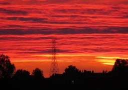US Wildfires May Cause 'Bloody Sunsets' in Norway - Climate Scientist