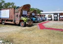 رابطة العالم الإسلامي تطلق حملة إغاثية عاجلة لمساعدة المتضررين من الفيضانات في باكستان