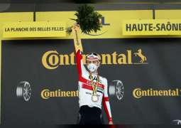 UAE Team Emirates starlet Tadej Pogacar set to become youngest Tour de France winner of 21st century