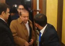 Nawaz Sharif refuses to receive arrest warrants from London High Commission